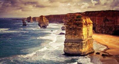 Fototapeta 12 apoštolů Austrálie