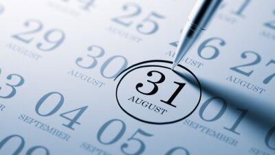 31. srpna napsané na kalendáři vám připomene významnou JMENOVÁNÍ