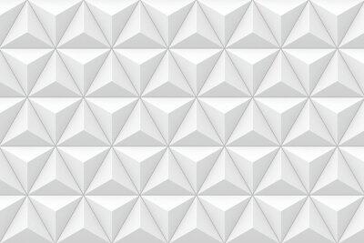 Fototapeta 3D geometrické trojúhelníkový textura