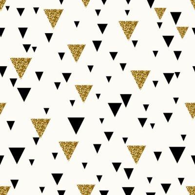 Fototapeta Abstract Geometrické bezešvé vzor