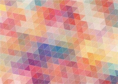 Fototapeta Abstrakt Dvourozměrná barevné pozadí