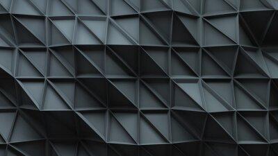 Fototapeta abstraktní 3d pozadí s opakujícím se vzorem