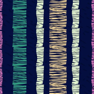 Fototapeta Abstraktní bezproblémové vzorek