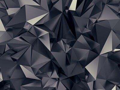 Fototapeta abstraktní futuristický kosmického pozadí