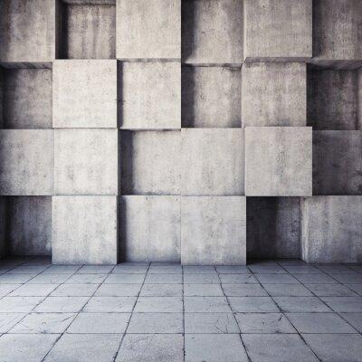 Fototapeta Abstraktní geometrické pozadí