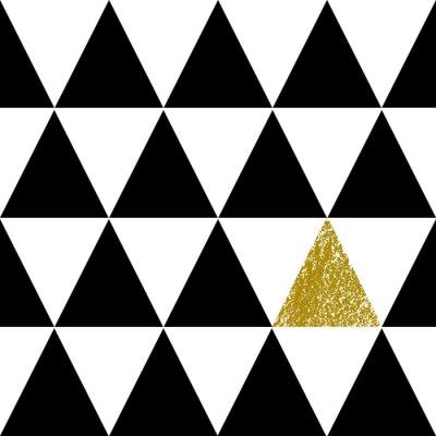 Fototapeta Abstraktní geometrický vzor