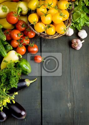 abstraktní konstrukce zelenina pozadí