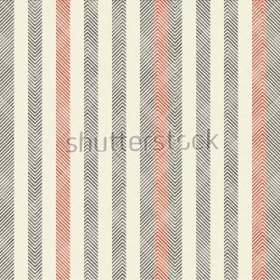 Fototapeta Abstraktní pruhované geometrické neočekávané vzorky na pozadí texturou v retro barvách. Nekonečný vzorec může použít pro keramické dlaždice, tapety, linoleum, textil, pozadí webových stránek.
