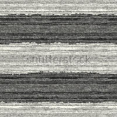 Fototapeta Abstraktní zoufalý pruhovaný motiv. Bezešvé vzor.