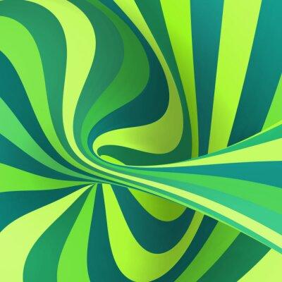 Fototapeta Absttact pruhované pozadí. Vektorové ilustrace.