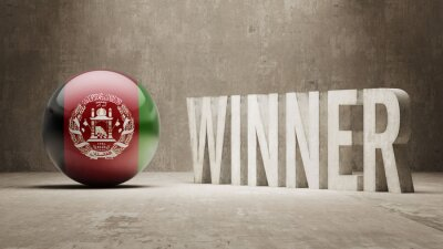 Afghánistán. Vítěz Concept.