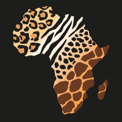 Fototapeta Afrique_animaux sauvages