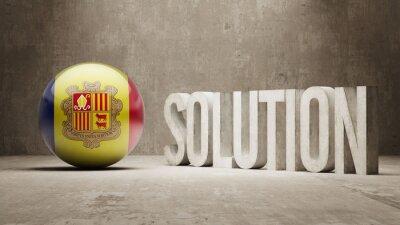 Andorra. Solution Concept.