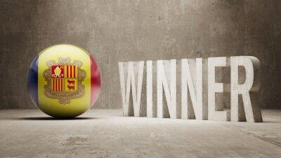 Andorra. Vítěz Concept.