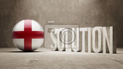 Anglie. Solution Concept.