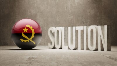 Angola. Solution Concept.