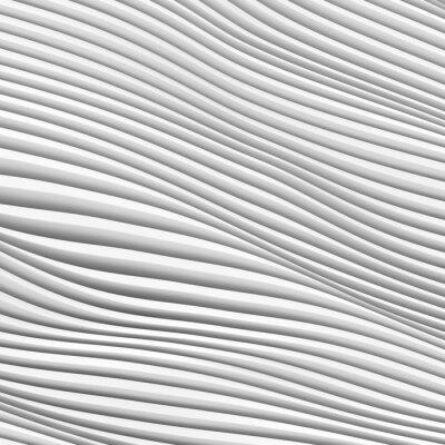 Fototapeta Architektura wave pozadí