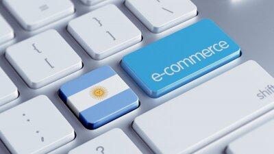Argentina koncept e-commerce