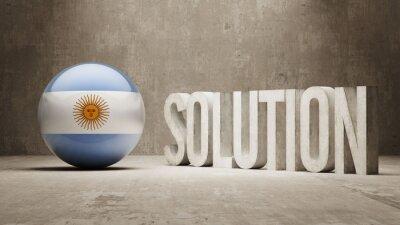 Argentina. Solution Concept.