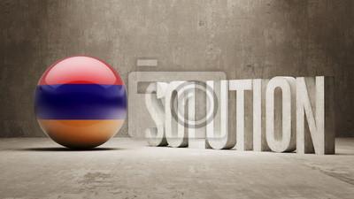 Arménie. Solution Concept.