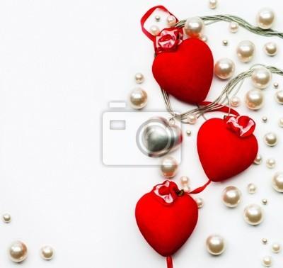 Art design blahopřání s Day Šťastný Valentýna