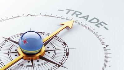 Aruba. Trade Concept