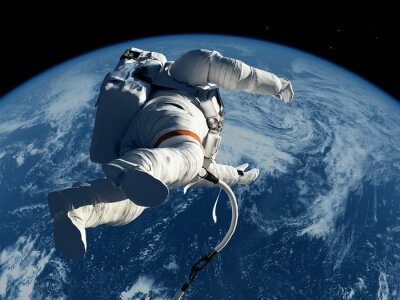 Fototapeta Astronaut