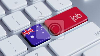 Austrálie Concept Job