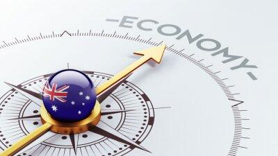 Austrálie Economy Concept