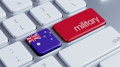 Austrálie Military Concept.