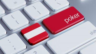 Austria Poker Concept