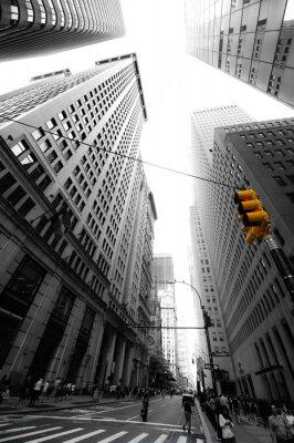 Fototapeta avenue nový yorkaise