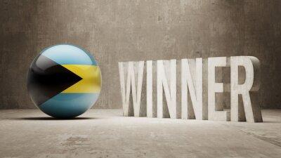 Bahamy. Vítěz Concept.