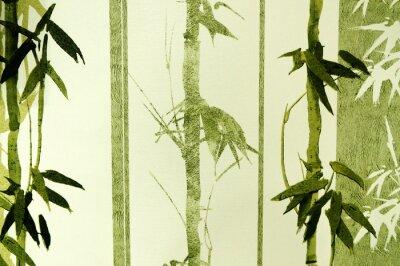 Fototapeta Bamboo / Textura