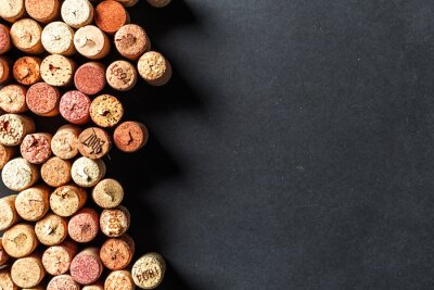Fototapeta Banda víno věnečky