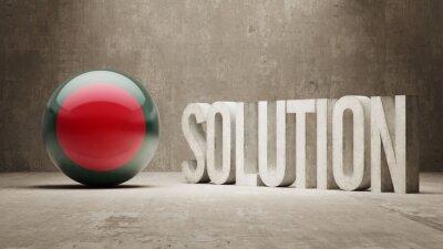 Bangladéš. Solution Concept.