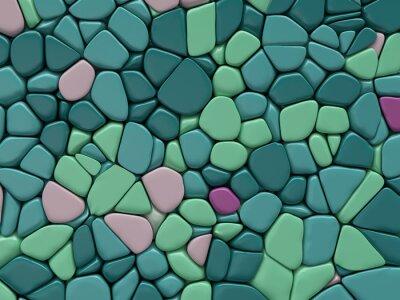 Fototapeta barevné kamenné textury