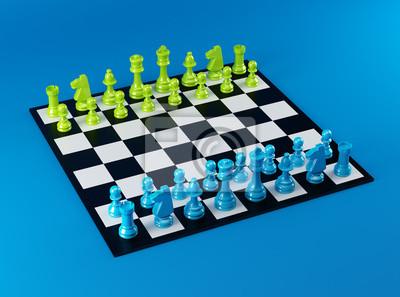 Barva Chess Board