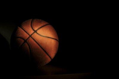 Fototapeta Basketbalový míč