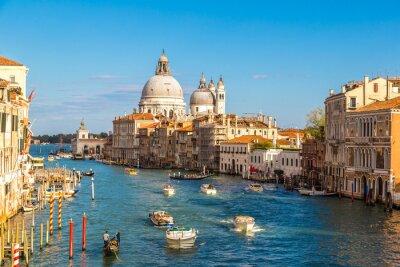 Fototapeta Bazilika Santa Maria della Salute v Benátkách