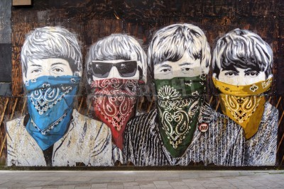 Fototapeta Beatles