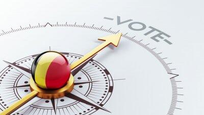 Belgie Hlasovat Concept