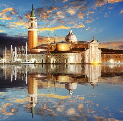 Fototapeta Benátky, Itálie
