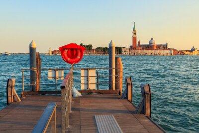 Fototapeta Benátky v létě