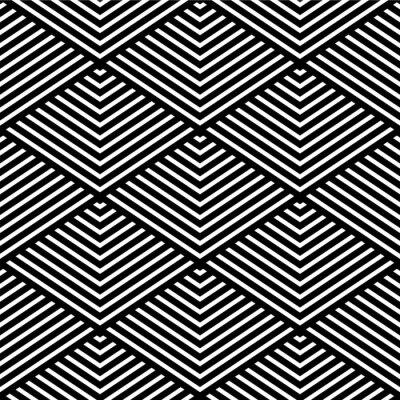 Fototapeta Bezešvé geometrické textury.