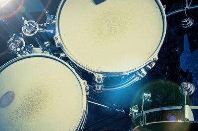 Fototapeta bicí souprava