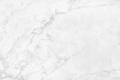 Fototapeta bílém pozadí mramorové zdi textury