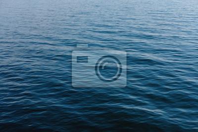 Fototapeta blue water ocean surface
