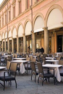 Fototapeta Bologna - restaurace