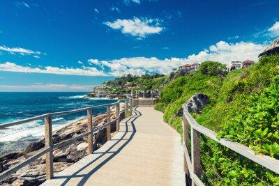 Fototapeta Bondi Beach v Sydney, Austrálie